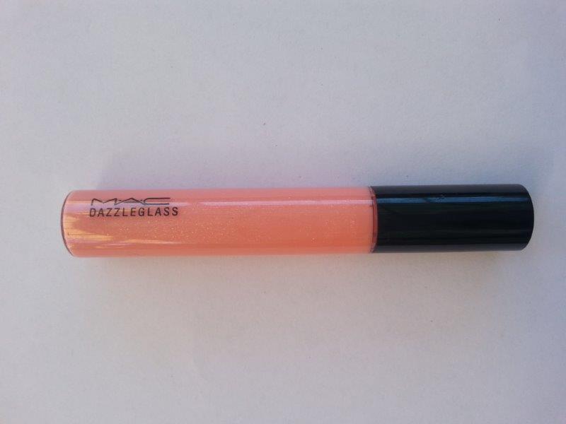 Mac Dazzleglass Lip Gloss Creamy Pink Anywhere Hair Amp Make Up